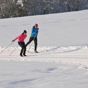 Langlaufen - Winterurlaub Flachau