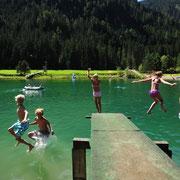 Baden Sommerurlaub Flachau
