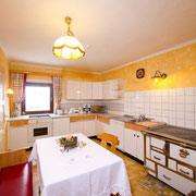 Küche Ferienhaus Mühllehen