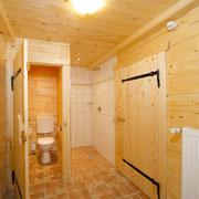 Sauna vakantiewoning Mühllehen