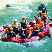 Rafting Sommerurlaub Flachau