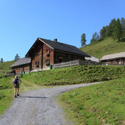 Almenwanderung - Wandern Flachau