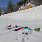 Winterlandschaften - Winterurlaub Flachau