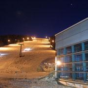Flutlichtpiste Nachtfahrt Flachau
