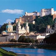 Mozartstadt Salzburg - Ausflugsziele Flachau