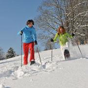 Schneeschuwandern - Winterurlaub Flachau