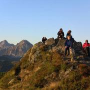 Sonnenaufgangswanderung Flachau - Wandern Flachau