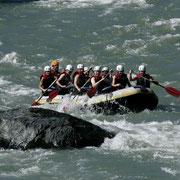Rafting Flachau