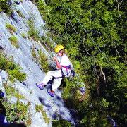 Klettern Sommerurlaub Flachau