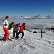 Skifahren - Winterurlaub Flachau