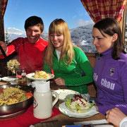 Skihütten Flachau