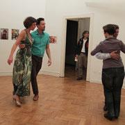 Nicht ohne Tanz ... Foto©M.Reichelt