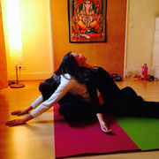 Yoga, Partneryoga und Thai Yoga Massage