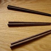 黒柿 箸 φ7〜8(ワークショップ)