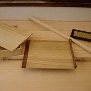 蕎麦打ち道具1式