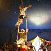 Zirkusprojekt 2011