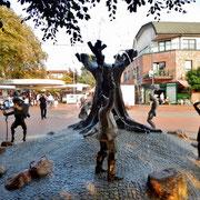 Rathausplatz Schneverdingen