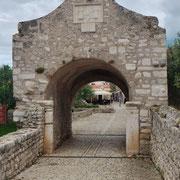Eingang zur Stadt