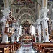 Kirche von Absam