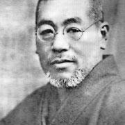 臼井霊気療法肇祖 臼井 甕男