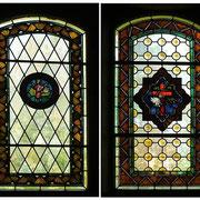 originale Kirchenfenster