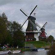 Die Zwillingsmühlen