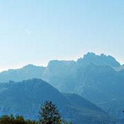 Die Blauen Berge des Voralpenlandes