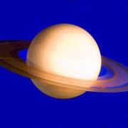 Saturn im Gasometer, Oberhausen