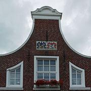 Hausgiebel von 1741