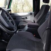 Sitzkomfort