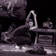 Javier Ninja's (US) show...