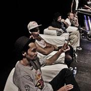 Judges: Crazyeins Crazyone, LIL G & Ronnie