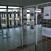 Exposition maison de quartier 2012