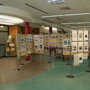 Exposition médiathéque Denain 2012