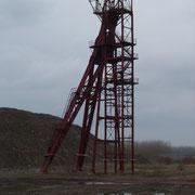 EVIN-MALMAISON  (transfert de la compagnie des mines de Marles)
