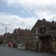 FRESNES-SUR-ESCAUT  ( compagnie des mines d'Anzin )