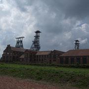 WALLERS-ARENBERG (puits3 hbnpc puits 1 et 2 compagnie des mines d'Anzin)