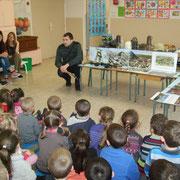 Exposition école Joliot Curie 2015