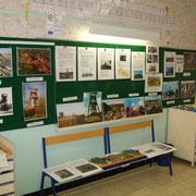 Exposition Wavrechain-Sous-Denain école Thorez 2014