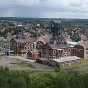 OIGNIES (compagnie des mines de Dourges)