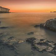 Banque image Provence - Calanque - coucher du soleil - Marseille