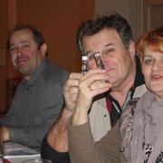 v.l. T. Lachmann (A), K.Kastner (A), Frau Wallner (A), F:Stanke