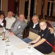 v.l.F.Nawrotzky(D), Ing.Kolenic(SK), I.Holan(CZ), F.Schuster(A), Jana(CZ)   F:Ing.Kolenic(SK)
