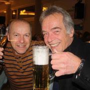 v.l.G.Meier(A) mit Dr.Scheck (D), F:Stanke