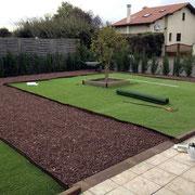 Decoración de jardines - Jardines Multiservicios Alemany
