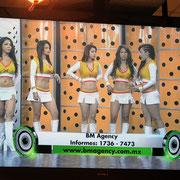 BMGIRLS EN MULTIMEDIOS TELEVISION