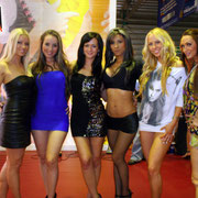 EXPOSEXO 2012 BMGIRLS Y ACTRICES EUROPEAS