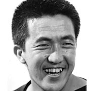 永六輔(若い頃)