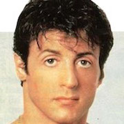 Sylvester Stallone(middle-age)