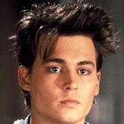Johnny Depp(young)